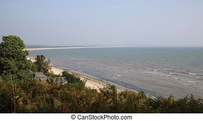 Studland bay and beach Dorset uk - Studland bay Dorset...