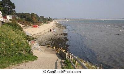 Studland Middle beach Dorset uk - Studland Middle beach...