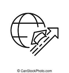 study abroad illustration design