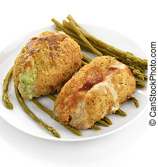Stuffed Chicken Breasts - Chicken Breasts Stuffed With...