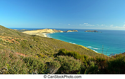 Tasman Sea at Cape Reinga