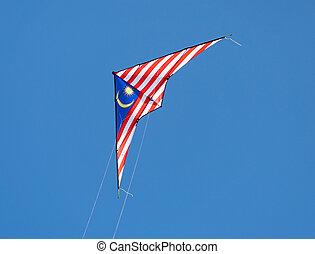 Stunt kite from Malaysia