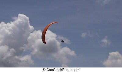 Stunts, Parasailing, Paragliding, Extreme Sports