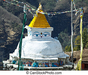 Stupa - stupa