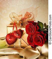 st.valentine's, 日, 贈り物