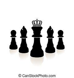 stykke, chess