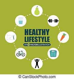 styl życia, zdrowy