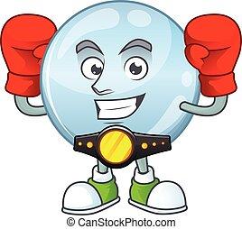 style, athlète, boxe, sportif, mascotte, gouttelettes, ...