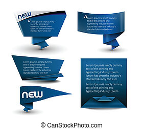 style banner elements