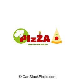 style, business, menu, logo, ton, pizza