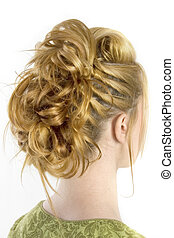 style cheveux