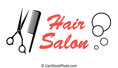hair salon icon