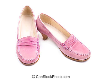 female pink shoes - Stylish female pink shoes