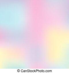 Stylish holographic background. - Stylish modern holographic...