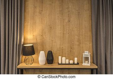 Stylish home decoration