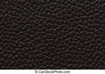 Stylish leather texture in dark colour.