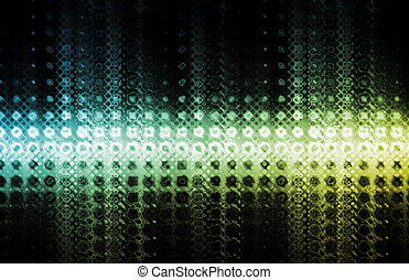 Stylish Modern and Trendy Art Abstract Background