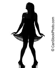 stylish silhouette