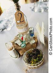 Stylish Wedding decorations