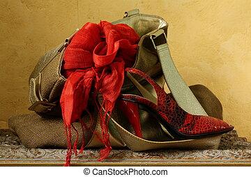 Stylish woman's bag