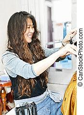 styliste coiffure, fonctionnement