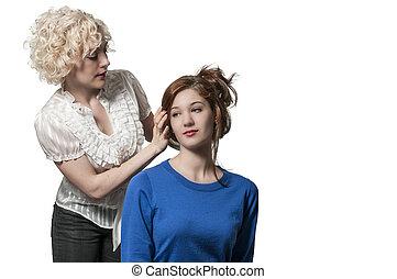 styliste coiffure
