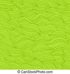 Stylized abstract seamless pattern