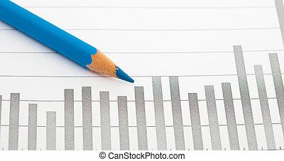 stylo, économie