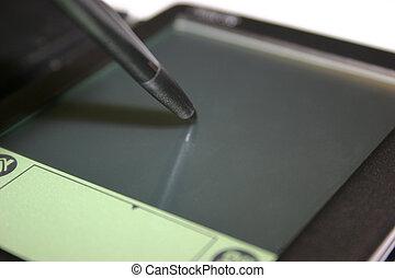 PDA - Stylus and PDA