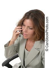 styrelse, mobiltelefon, 1, womanaffär