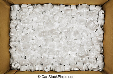 styrofoam , αράπικο φιστίκι