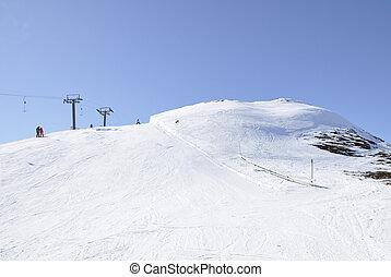 suédois, montagne