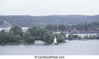 suédois, villages