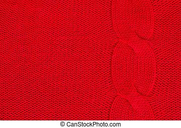 suéter, textura