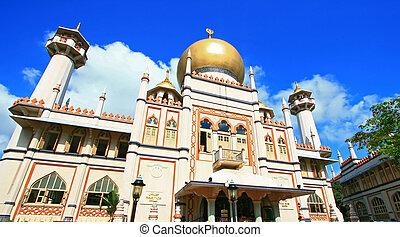 sułtan, masjid