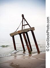 su, il, mar baltico