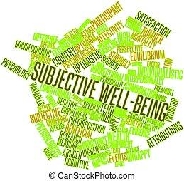 subjective, bienestar