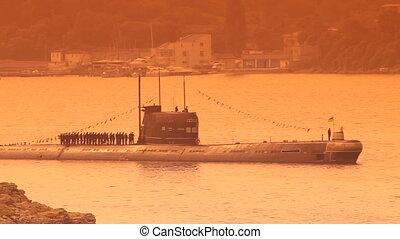 Submarine of Ukraine
