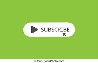 Subscribe banner template