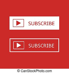 Subscribe banner templates