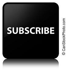 Subscribe black square button