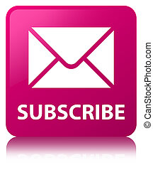 Subscribe (email icon) pink square button