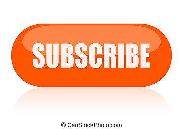 Subscribe orange button