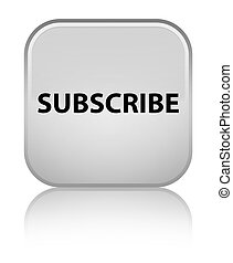 Subscribe special white square button