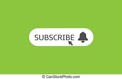 Subscribe vector banner