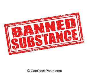 substance-stamp, interdit