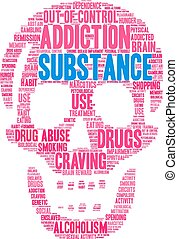 Substance Word Cloud