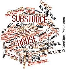 substanz- mißbrauch