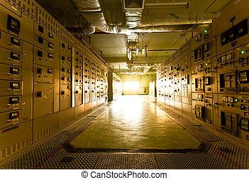 substation, sala