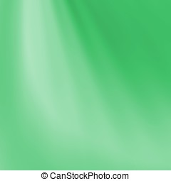 Subtle Ripple Green Abstract - Abstract Background - Smooth...